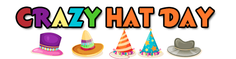 Crazy Hat/Crazy Hair Day Thursday March 28th!!