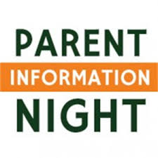 French Immersion Parent information night Wednesday, November 27, 2019