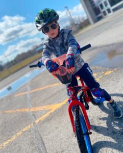 Seton's Cycling Challenge